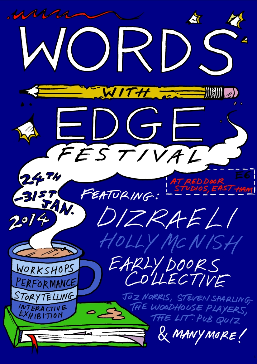 Litfest poster